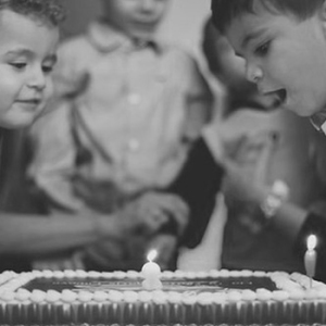 Why I banned presents at my kids' birthday parties