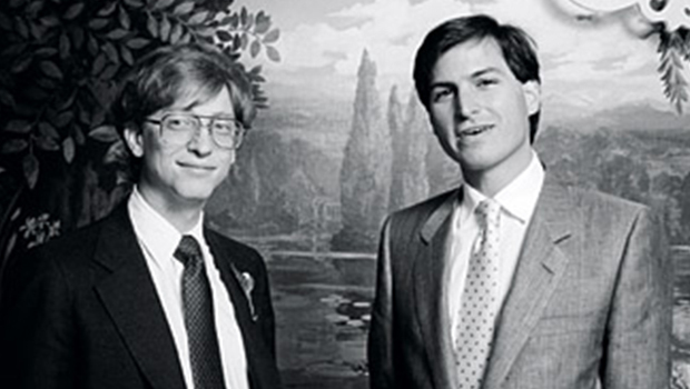 Image - Steve Jobs & Bill Gates' - successful entrepreneurs favorite children's books.