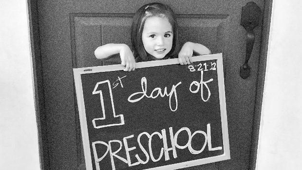 Best first day of preschool books for kids.