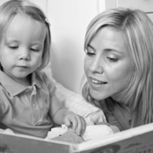Benefits of reading to children.