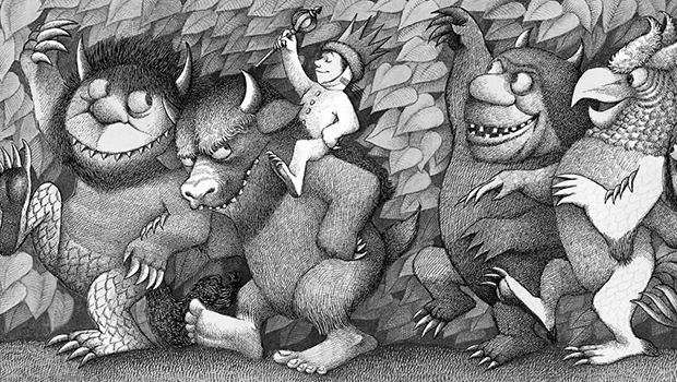 Bedtime Stories for Kids - and Parents. Image - Where the Wild Things Are.
