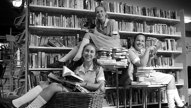 Teens reading for pleasure research.