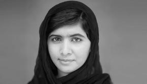 Malala Yousafzai - 2014 Nobel Peace Prize Winner.