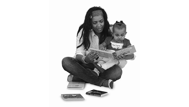 Ten tips for reading to babies.